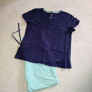 Cute 2-Piece Pajamas